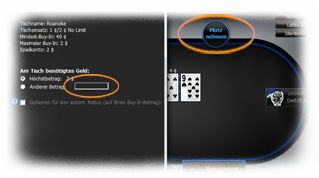 online poker turnier oder cash game